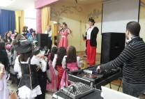 Ηχητική κάλυψη σχολικών εκδηλώσεων