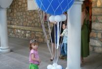 Κατασκευή Αερόστατο